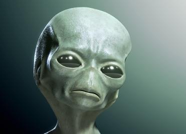 extraterrestre blanc
